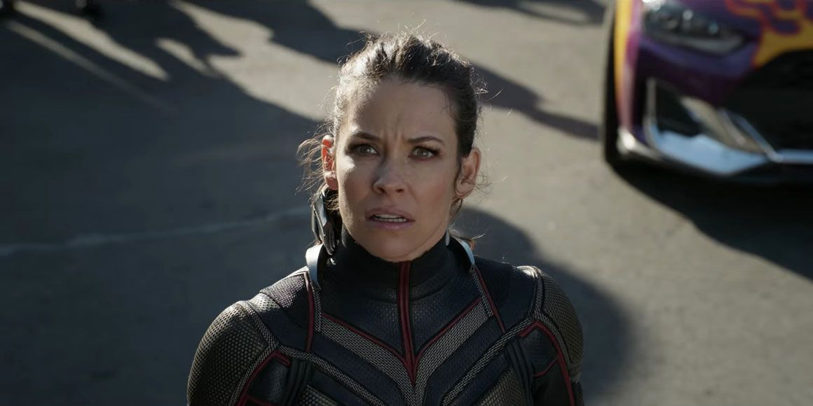 Evangeline Lilly is not happy about Ant-Man and the Wasp's late UK release