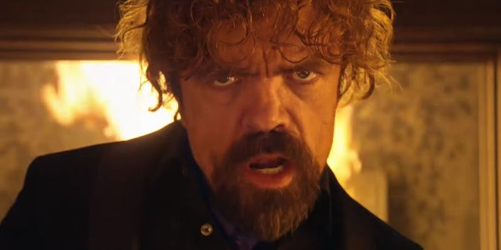 Peter Dinklage in Doritos/Mountain Dew Super Bowl ad