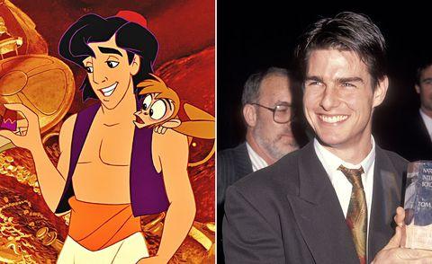 Surprising Disney Character Inspirations