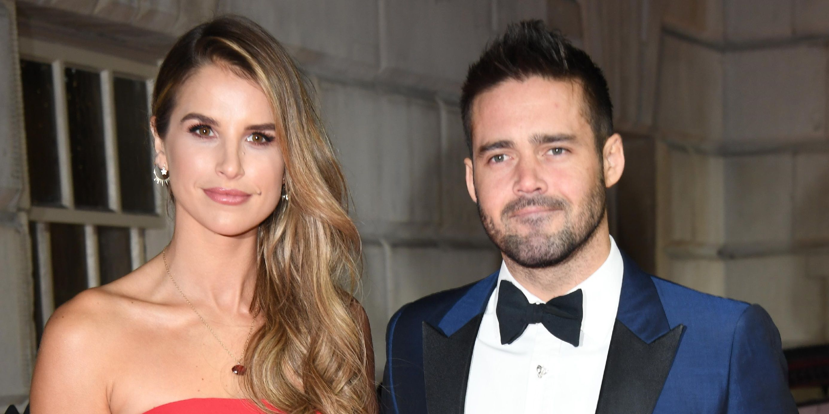 Vogue Williams and Spencer Matthews pregnant