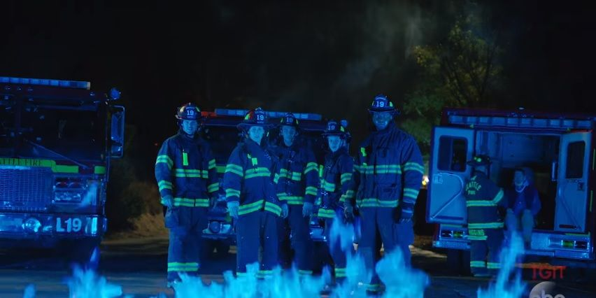 Grey's Anatomy spin-off Station 19, first official trailer