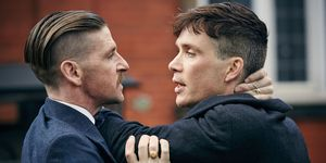 Arthur and Tommy Shelby in 'Peaky Blinders'