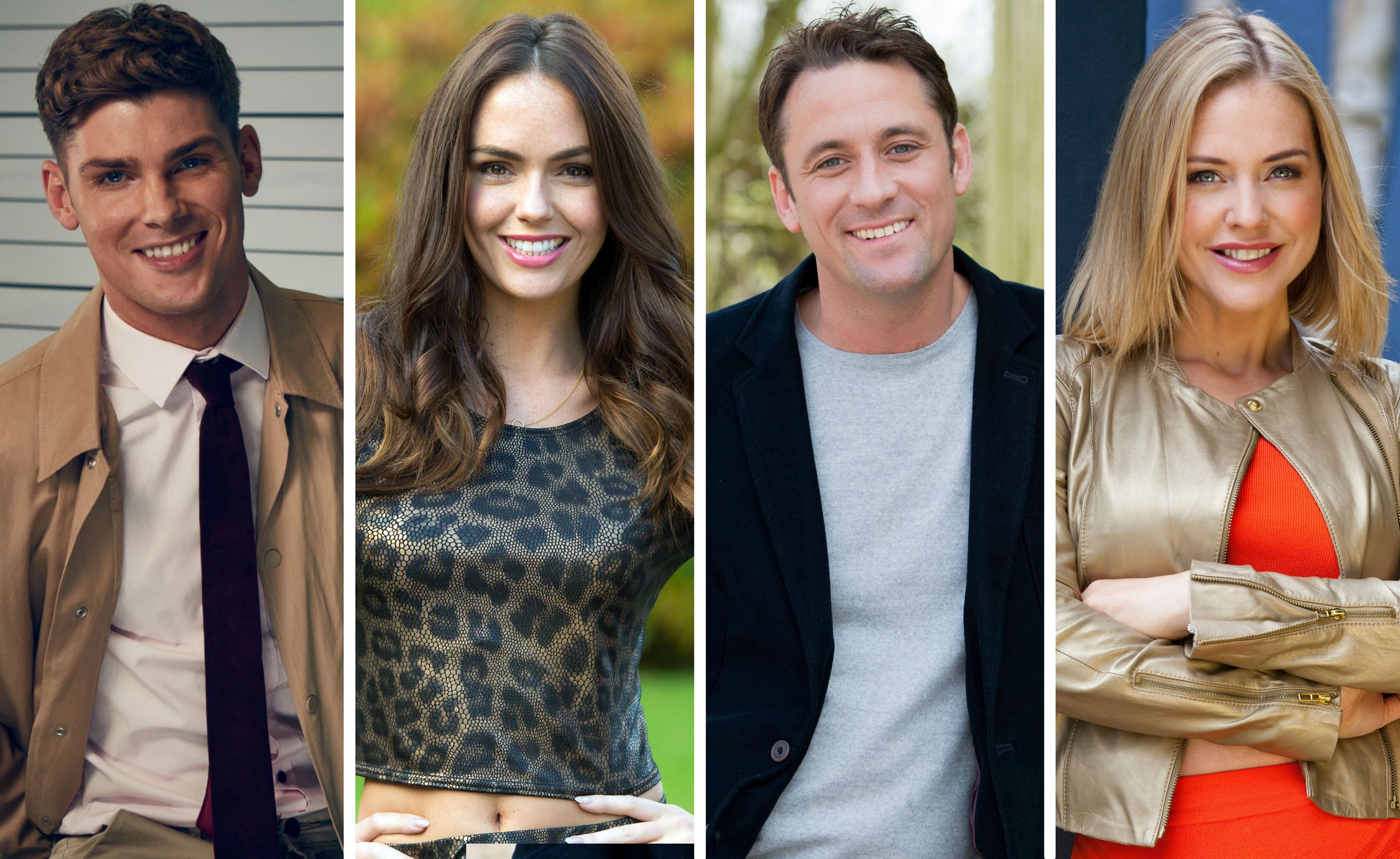 Whos dating who hollyoaks cast