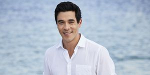 James Stewart as Justin Morgan in Home and Away