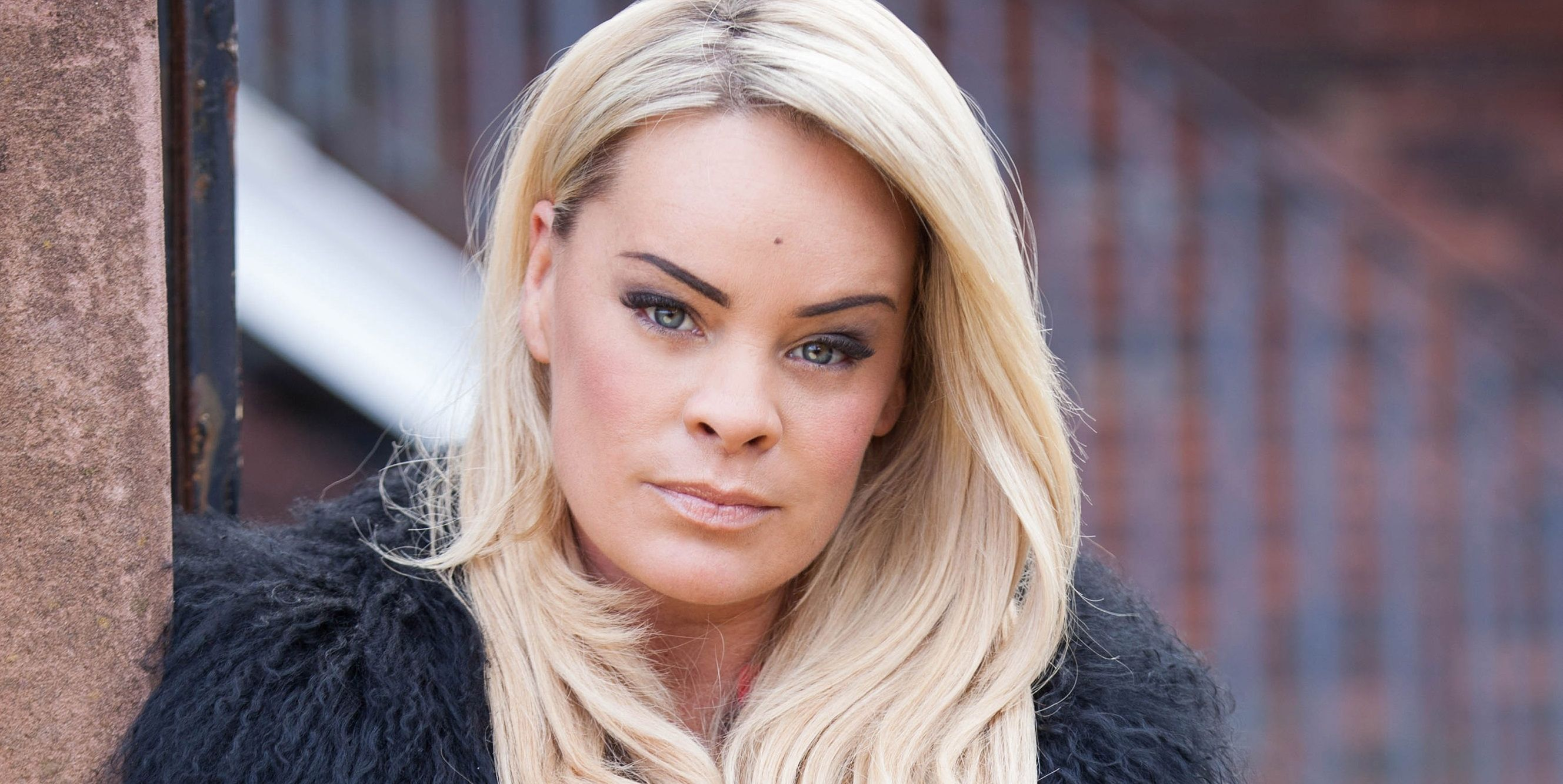 Tamara Wall as Grace Black in Hollyoaks