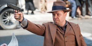 Stephen Graham as Al Capone in 'Boardwalk Empire'