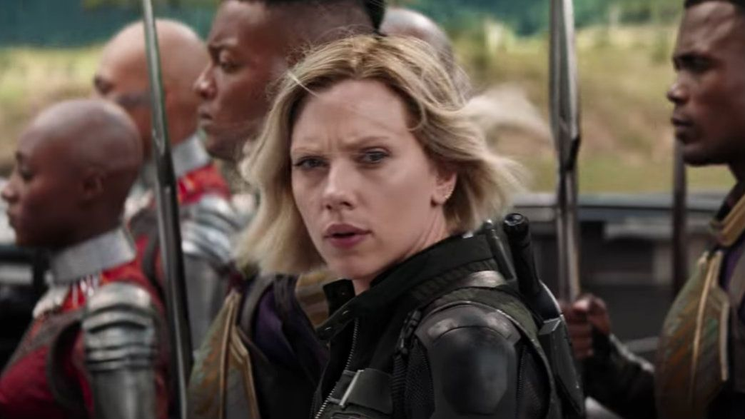 What does Black Widow's new green costume mean for Avengers: Infinity War?