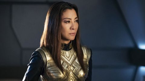 Star Trek's Georgiou spin-off with Michelle Yeoh might not air until Discovery has ended