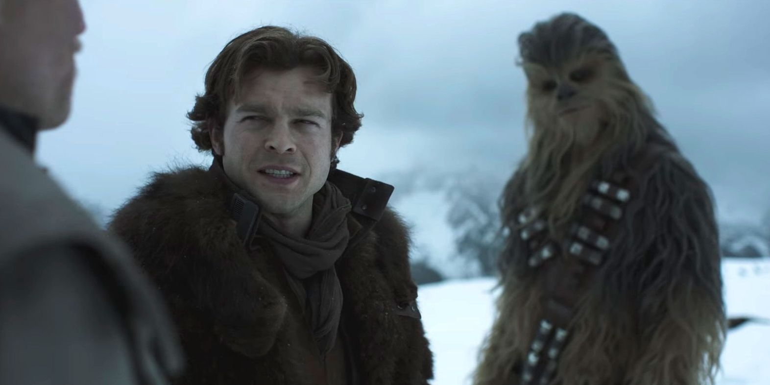 Solo: A Star Wars Movie, trailer, Han Solo, Chewbacca, Alden Enrenreich