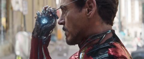 Tony Stark X Depressed Reader