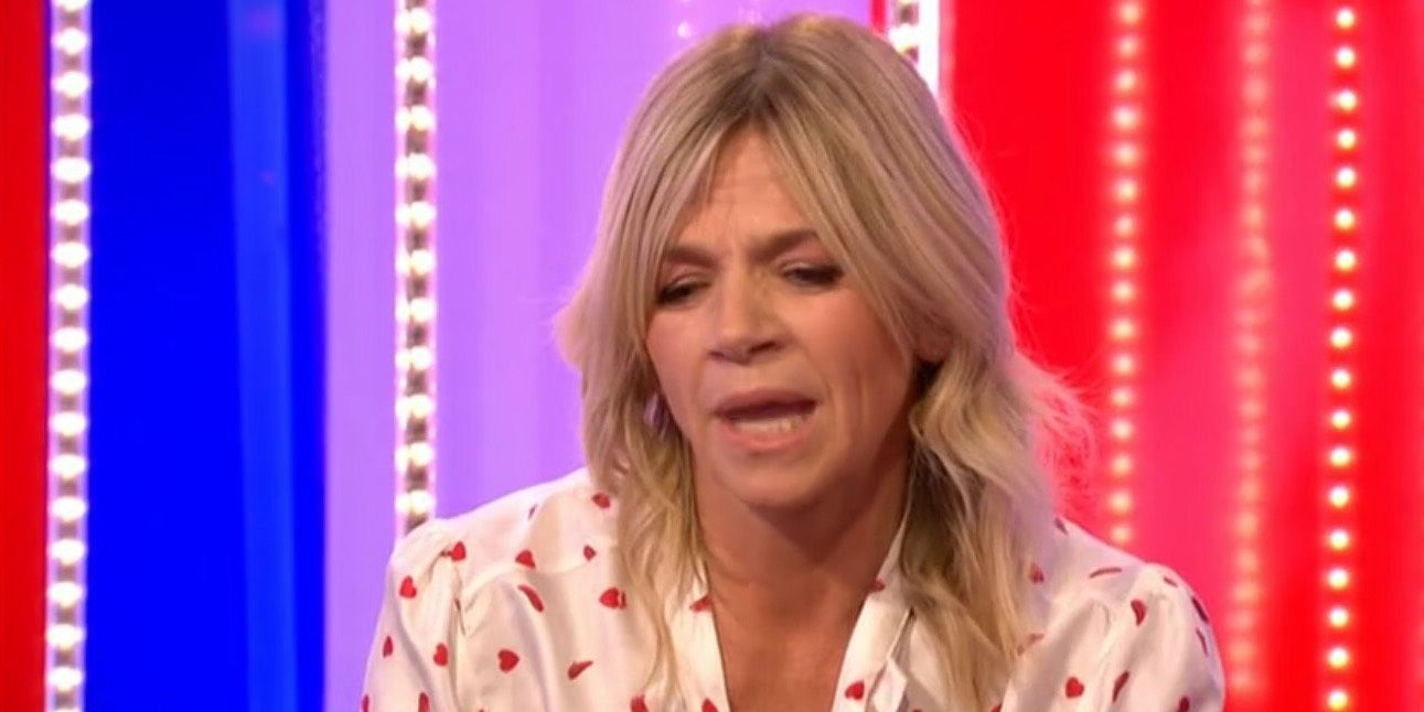 Zoe Ball on The One Show 2/5