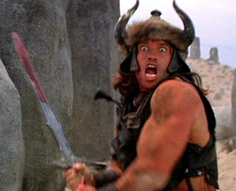 Conan the Barbarian TV reboot coming from top Game of
