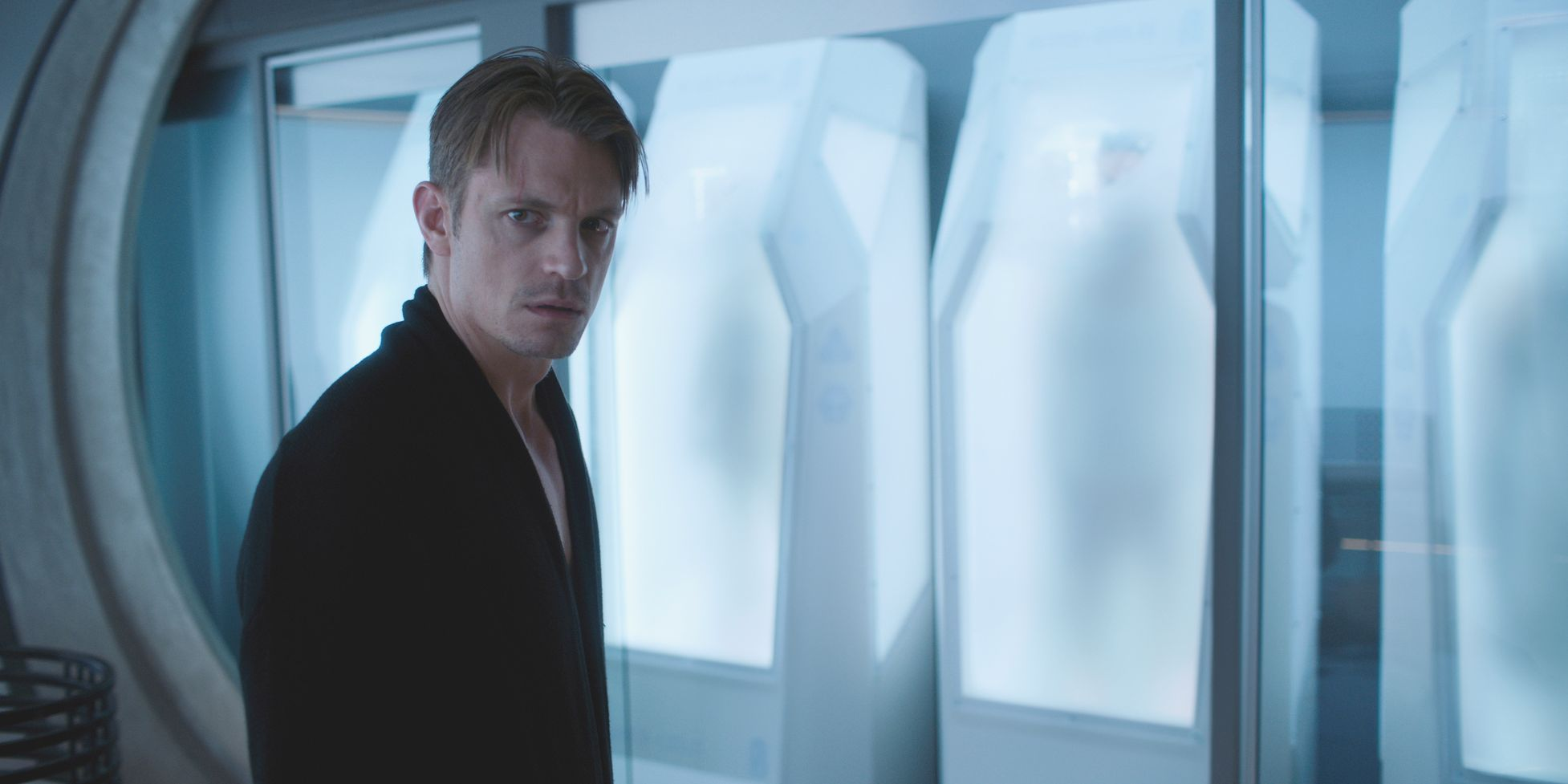Joel Kinnaman in 'Altered Carbon'