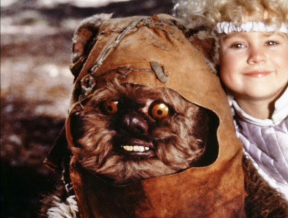 Does Solo A Star Wars Story Introduce The First Evil Ewok