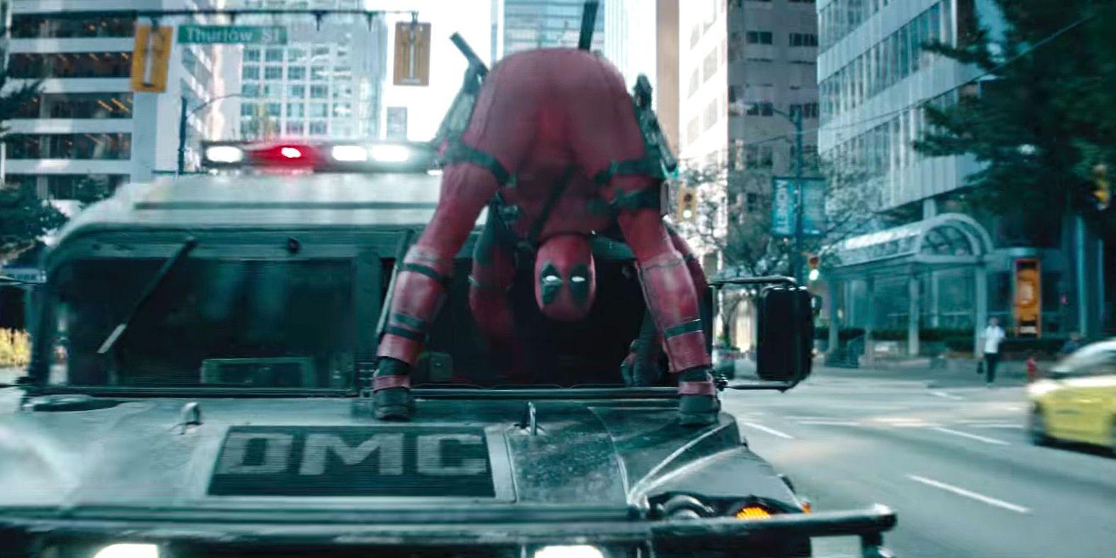 Deadpool 2, movie trailer, Ryan Reynolds