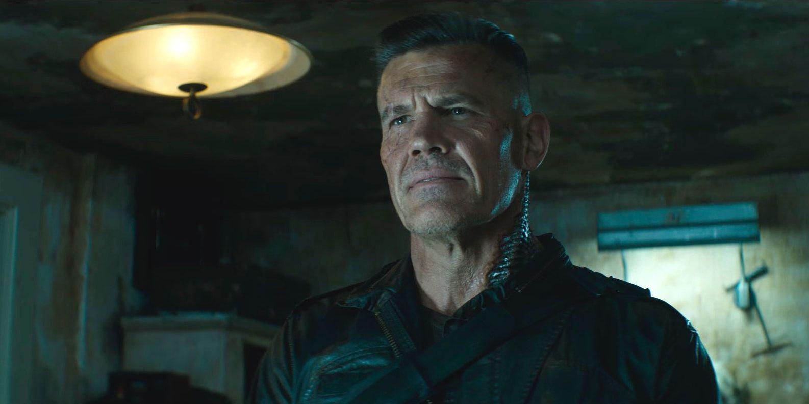 Deadpool 2, movie trailer, Josh Brolin as Cable