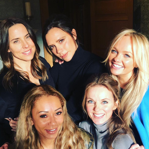 The Spice Girls' animated movie is happening – and even Posh Spice is involved