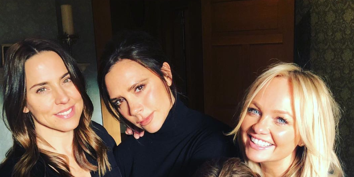 Spice Girls reunion (for index only)