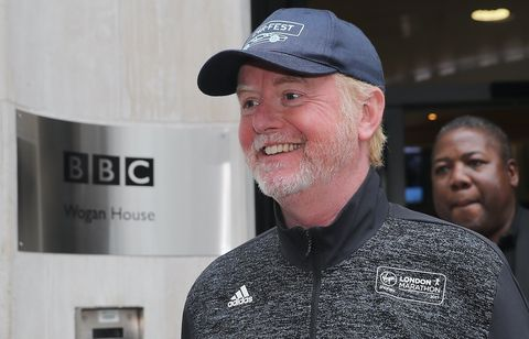Chris Evans Signs Off His Bbc Radio 2 Breakfast Show For The