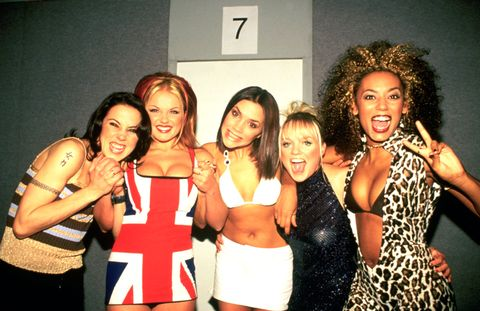 Spice Girls' Emma Bunton says the group has grown strong as a four-piece