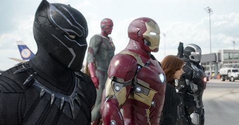 Marvel movies ranked from worst to best