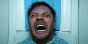 Tom Hardy, Venom movie trailer