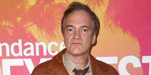Quentin Tarantino attends the Sundance NEXT FEST Opening Night Honoring Quentin Tarantino at The Theater at The Ace Hotel