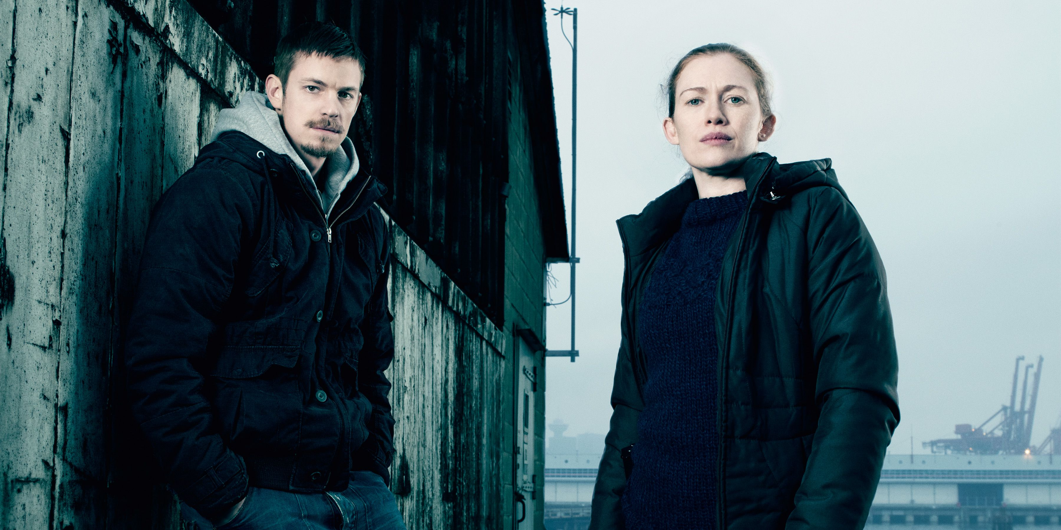 The Killing, Joel Kinnaman, Mireille Enos