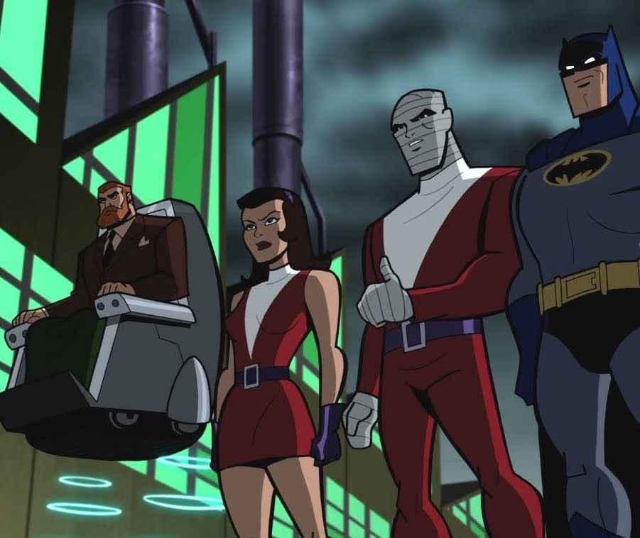 Dc S Titans To Feature Doom Patrol