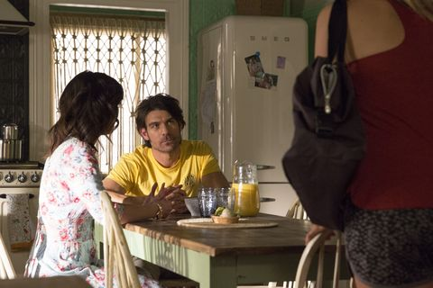 Ben and Maggie Astoni confront Ziggy about Jarrod in Home and Away