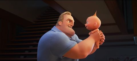 Incredibles 2 will have a Toy Story 4 Easter egg