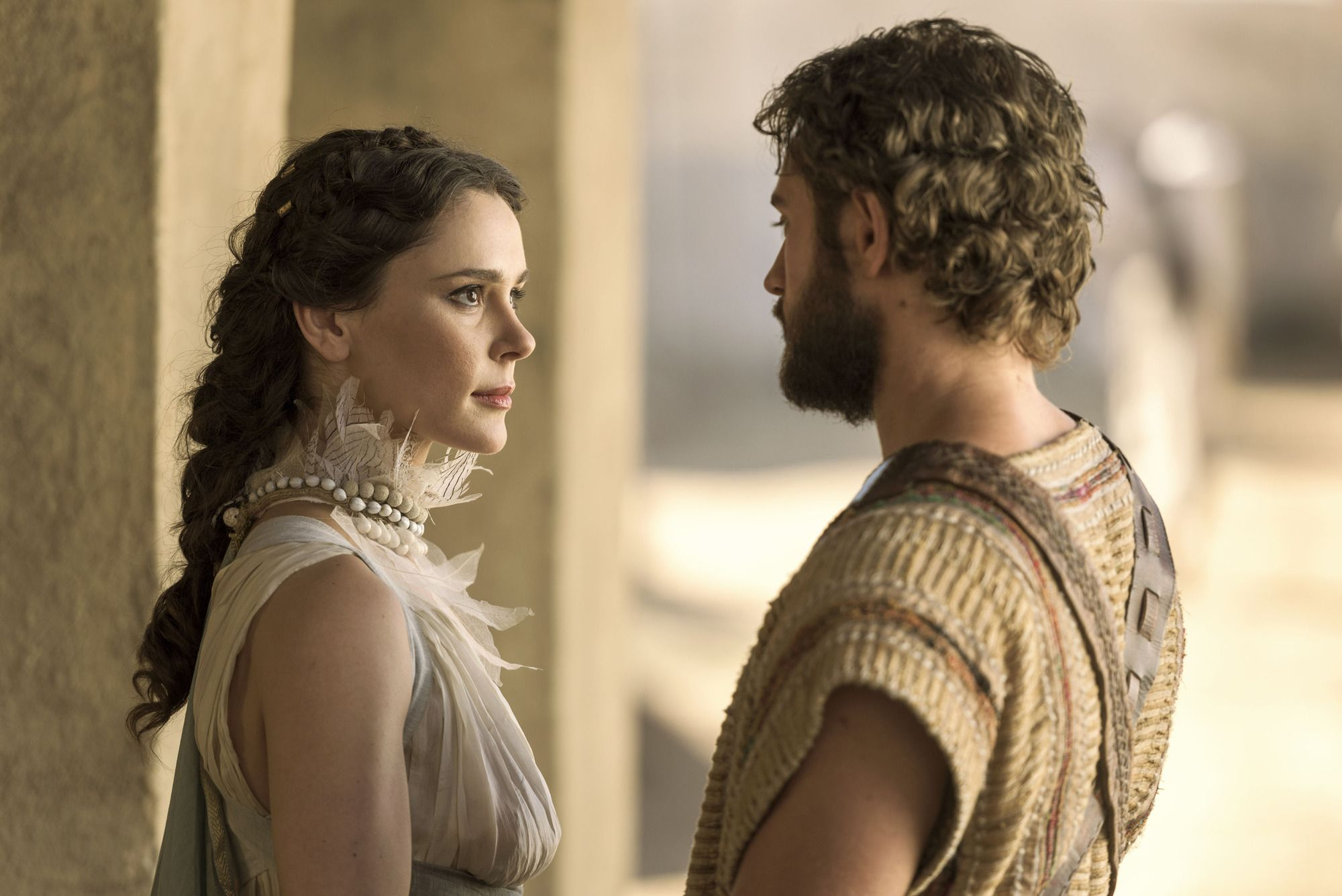 Troy: Fall of a City episode 1 review: As good as Game of