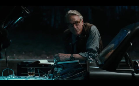 Alfred meets Superman in Justice League deleted scene