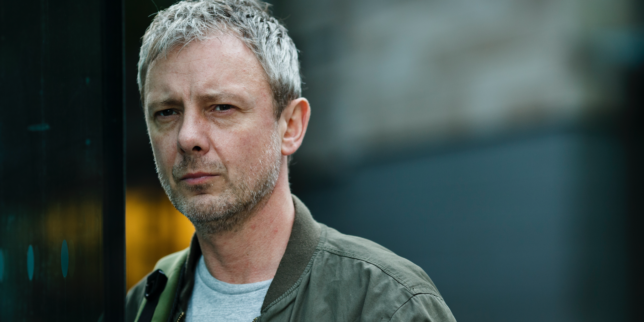 John Simm in Trauma episode 2