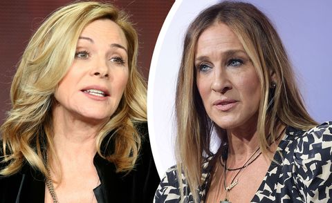 Kim Cattrall And Sarah Jessica Parkers Feud A Timeline