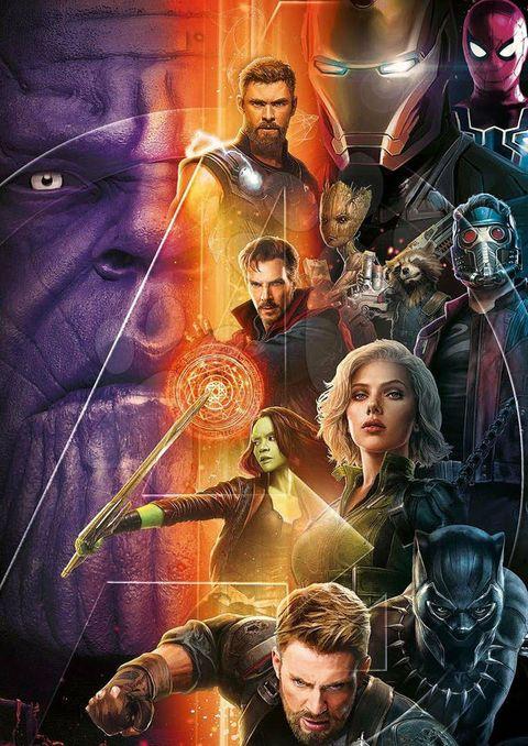 Avengers Infinity War Is Probably The Mcu S Longest Movie Yet
