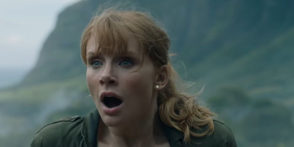 Jurassic World: Fallen Kingdom completely changes genres halfway through