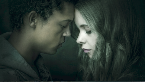 Netflix's The Innocents: Percelle Ascott and Sorcha Groundsell
