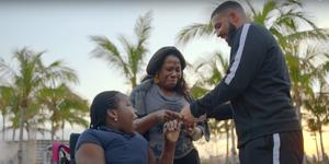 Drake's 'God's Plan' music video