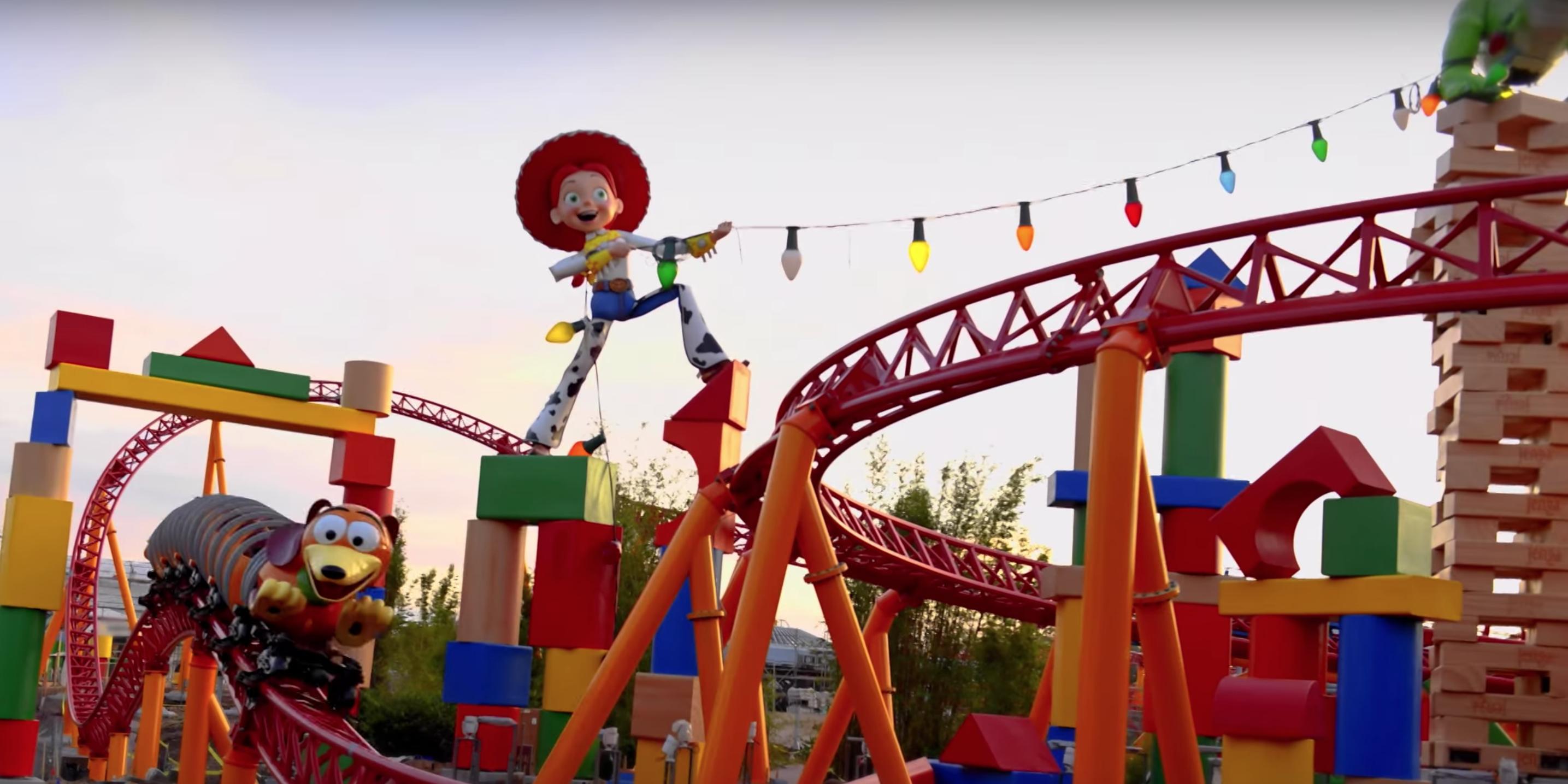 Disney World, Toy Story Land