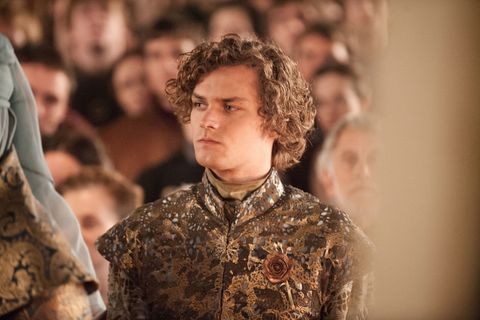Finn Jones in Game of Thrones
