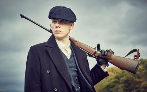 Joe Cole, John Shelby, Peaky Blinders