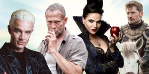 PHOTOSHOP, Villains, Spike from Buffy, Merle from The Walking Dead, Regina from Once Upon a Time, Jaime from Game of Thrones