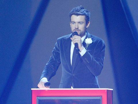 jack whitehall, brit awards 2018
