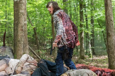 The Walking Dead season 8, episode 9 just explained those Old Man