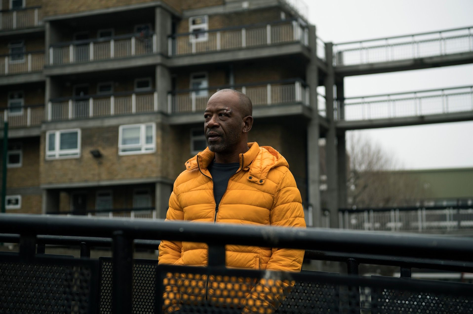 Save Me's Lennie James teases series 2 as filming begins