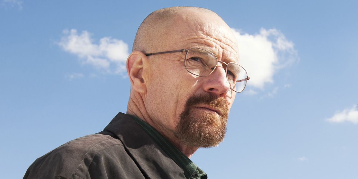 Walter White in Breaking Bad