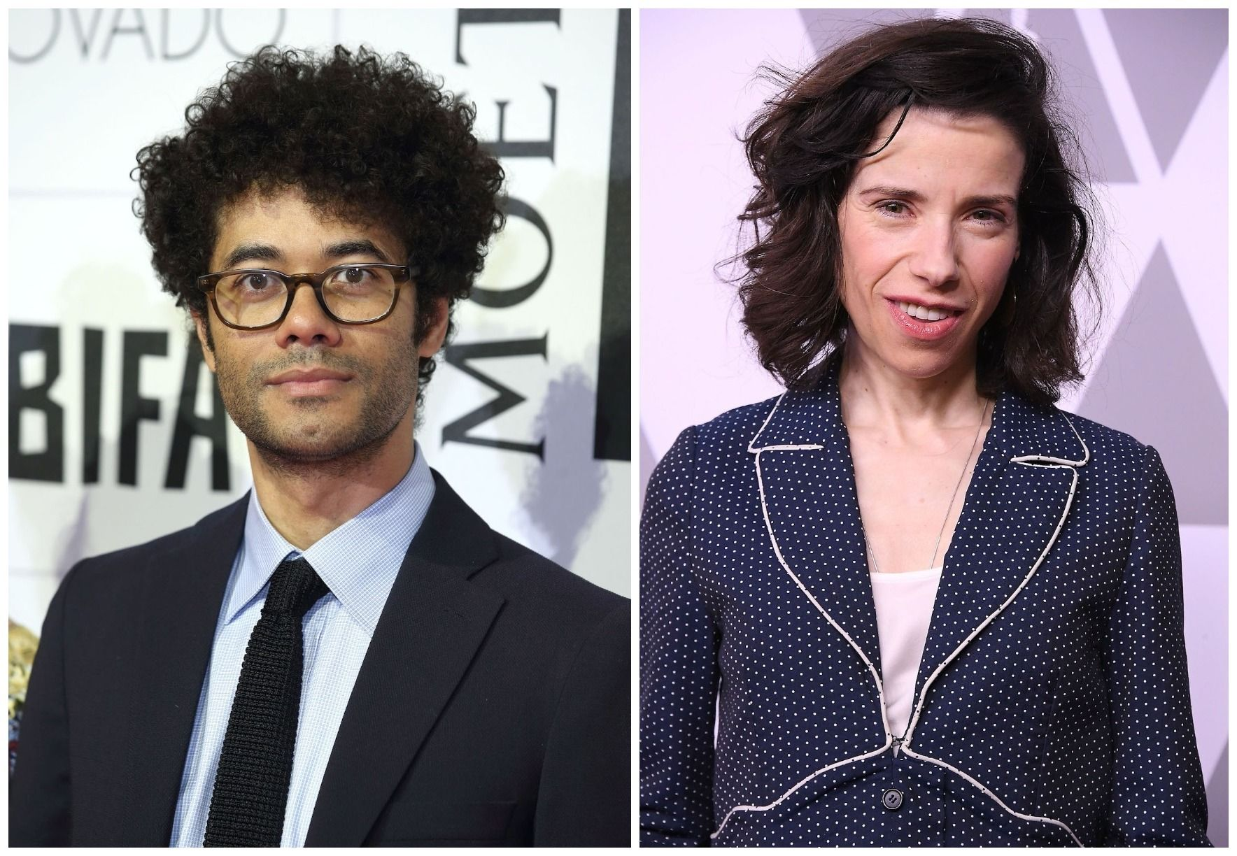 Richard Ayoade Helped Sally Hawkins Land Her Role In The Shape Of Water Says Guillermo Del Toro
