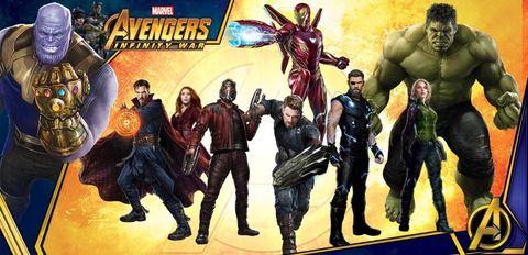 Avengers: Infinity War trailer - why is Tony Stark's hand missing?