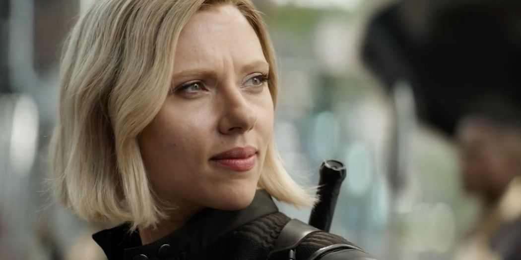Avengers Endgame S Scarlett Johansson Says New Heroes Were A Huge Relief